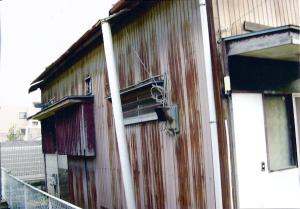 旧建物(柏市 リフォーム前)